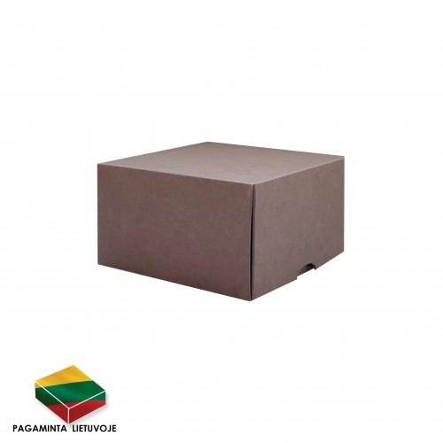 Dviejų dalių dėžutė 120x120x70 mm