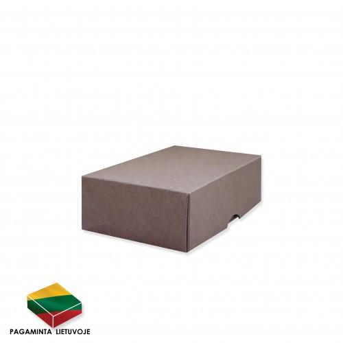 Dviejų dalių dėžutė 130x80x40 mm