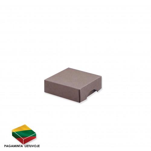 Dviejų dalių dėžutė 50x50x18 mm