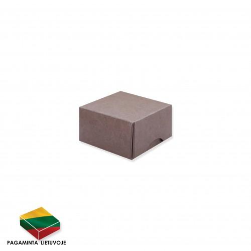Dviejų dalių dėžutė 50x50x30 mm