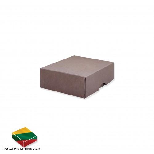 Dviejų dalių dėžutė 90x70x30 mm