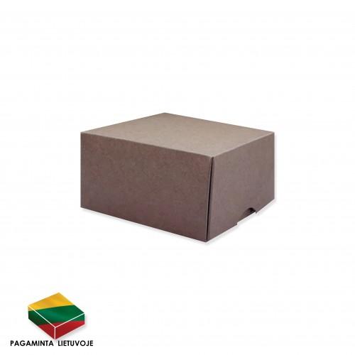 Dviejų dalių dėžutė 90x90x50 mm