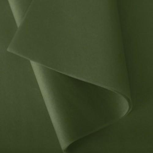 Šilkinis popierius Vert olive