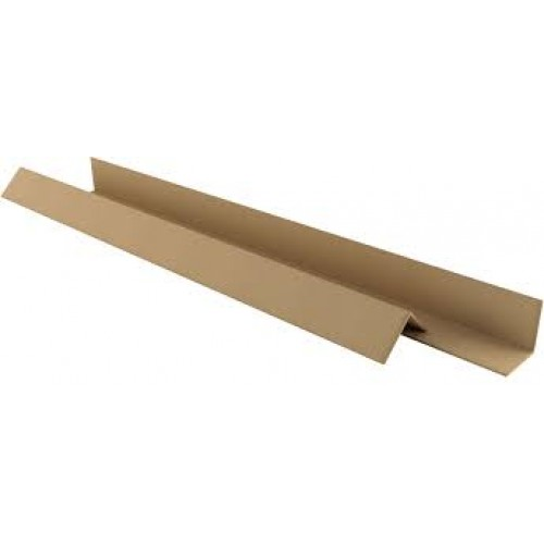 Kartoniniai kampai L formos 45x45x2x1500 mm